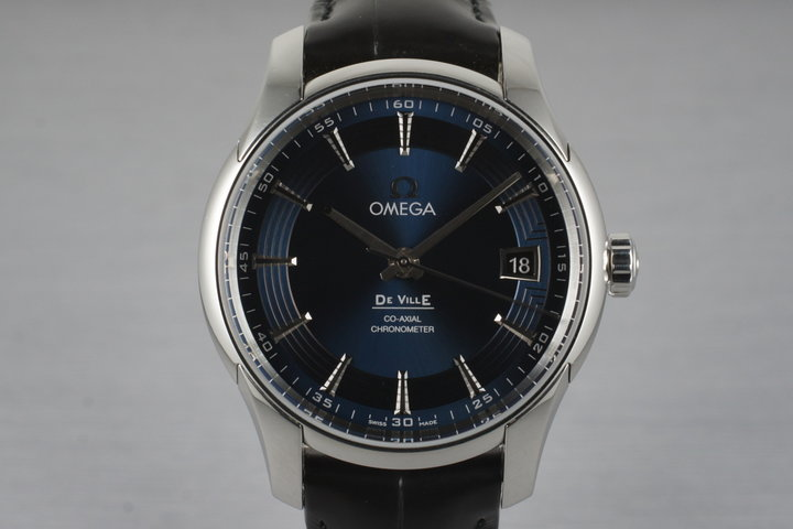 2013 Omega DeVille 431334121 Co-Axial with Box and Papers photo