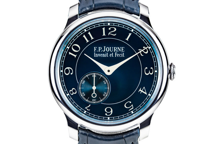 2014 F.P. Journe Chronometer Bleu with Box and Papers photo