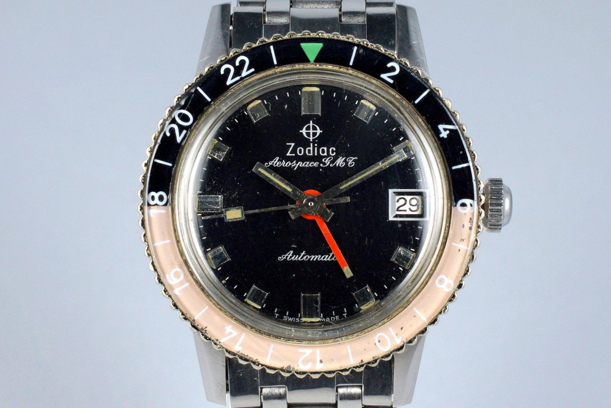 1970's Zodiac Aerospace GMT 752-934B photo, #0