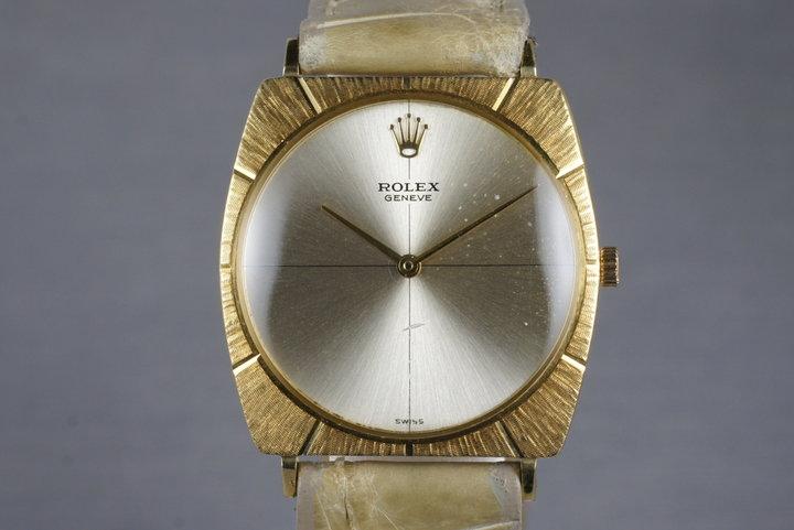 1967 Rolex YG 3714 photo