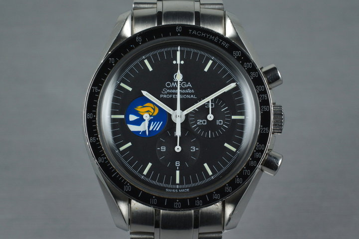 1997 Omega Speedmaster Gemini VII 3597.05 Missions Series photo