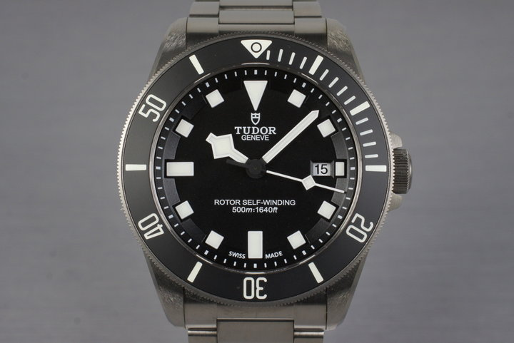 2014 Tudor Pelagos 25500TN with Box and Papers photo