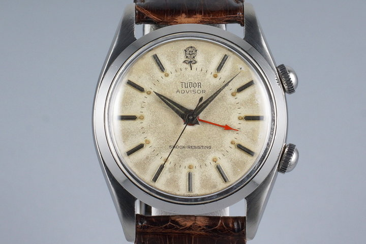 1958 Tudor Advisor 7926/0 with Box and RSC Papers photo
