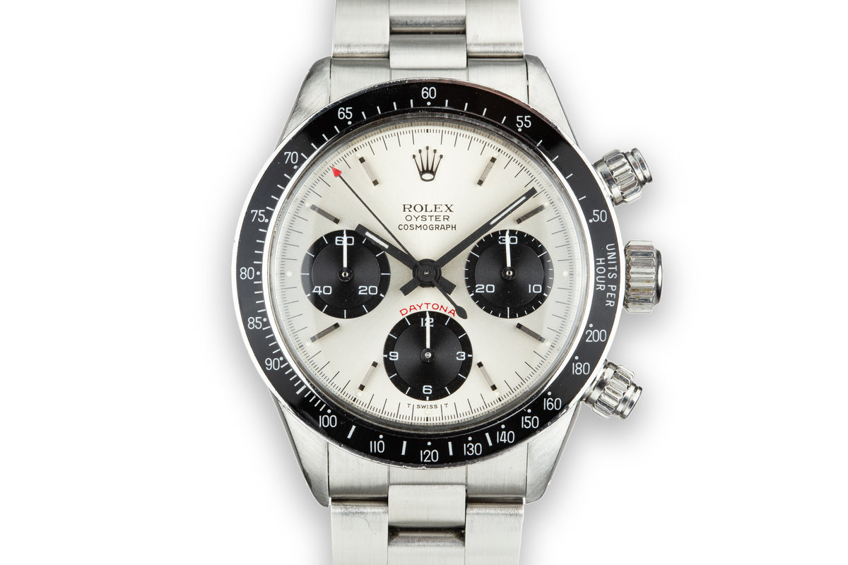 1976 Rolex Daytona 6263 with Silver Dial photo, #0