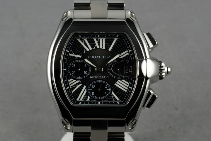 Cartier Roadster W62019X6 photo