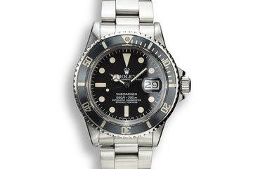 1975 Rolex Submariner 1680 photo