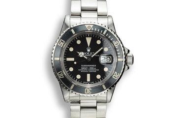 1975 Rolex Submariner 1680 photo