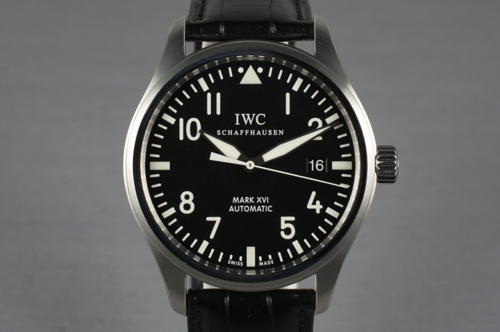 IWC Pilot's Watch IW3255 photo