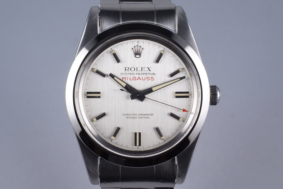 1970 Rolex Milgauss 1019 photo, #0