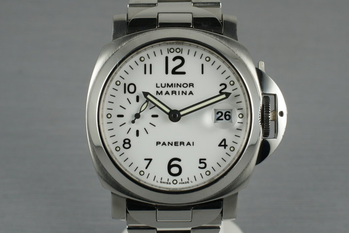 2003 Panerai PAM 51 Marina with Box photo