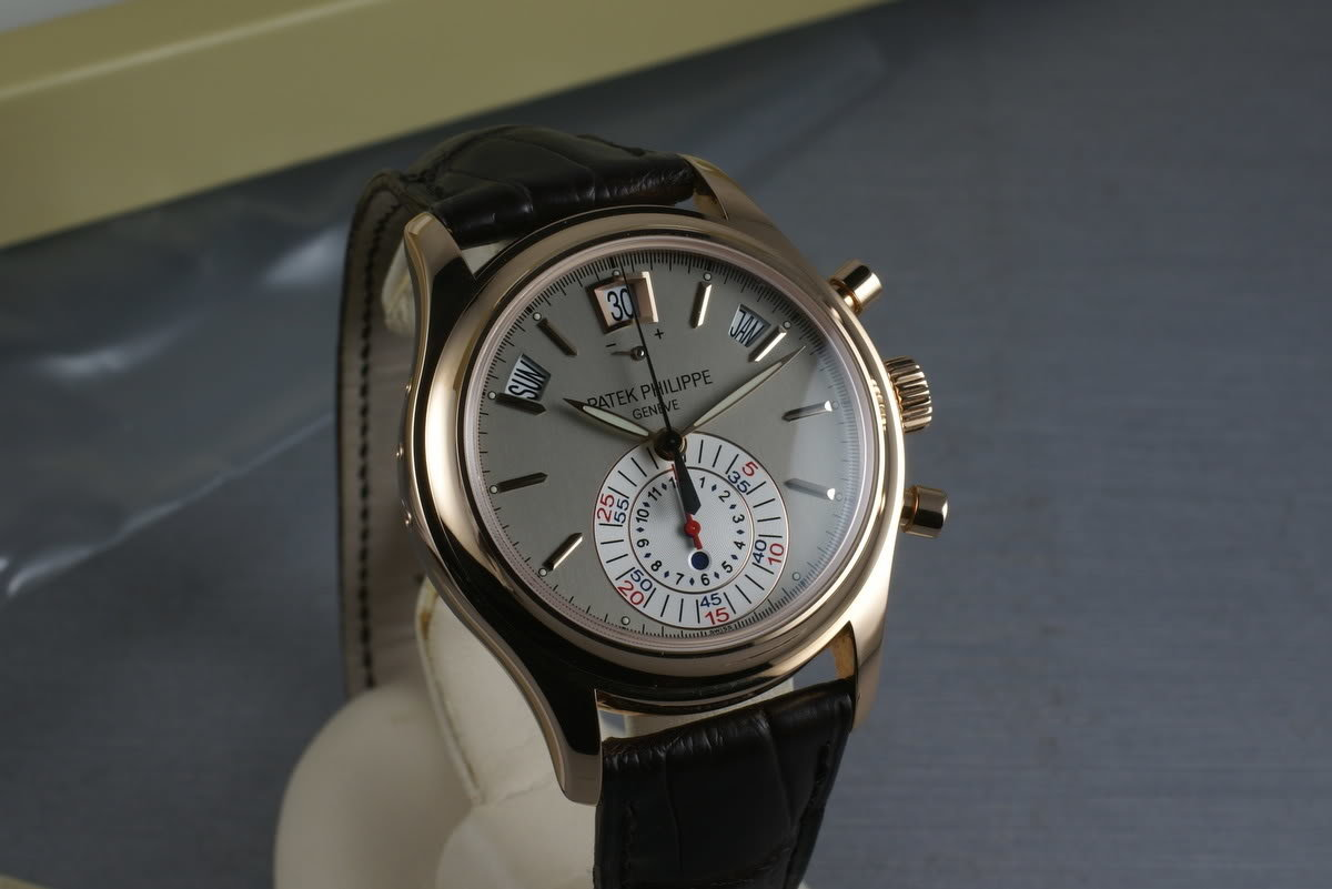 Patek Philippe  Automatic chronograph with Annual Calendar  5960R photo, #0