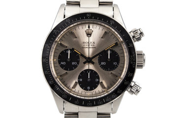 1975 Rolex Daytona 6263 with Silver Dial photo