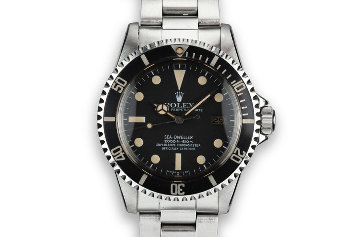 1979 Rolex Sea-Dweller 1665 photo