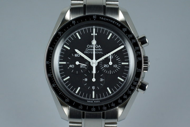 2014 Omega Speedmaster 311.30.42.32.10.01.004 with Box and Papers photo