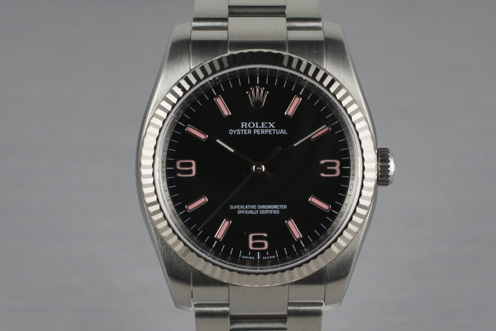 2007 Rolex Oyster Perpetual 116034 photo