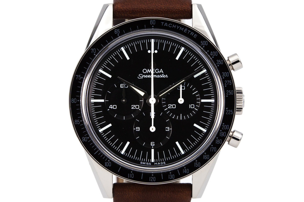 2014 Omega Speedmaster 31132403001001 with Box and Papers photo, #0