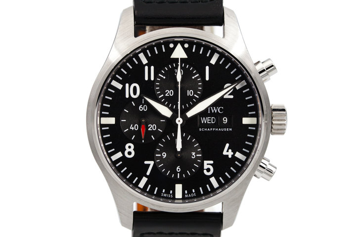 2016 IWC IW377709 with Box and Papers photo