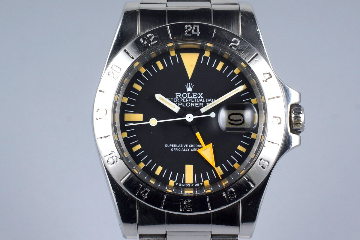 1979 Rolex Explorer II 1655 with Mark IV Dial photo, #0