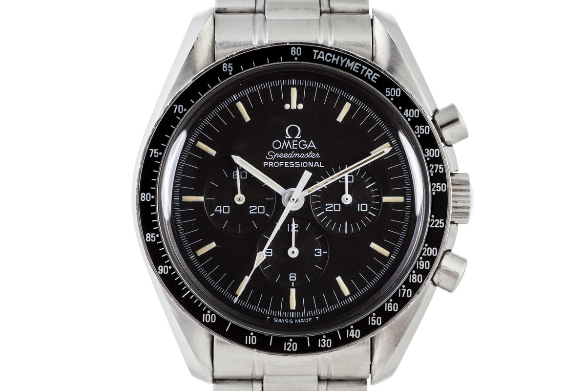 1992 Omega Speedmaster 3592.50 with Papers photo, #0