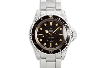 Vintage 1968 Tudor Submariner 7016 Oyster Prince photo