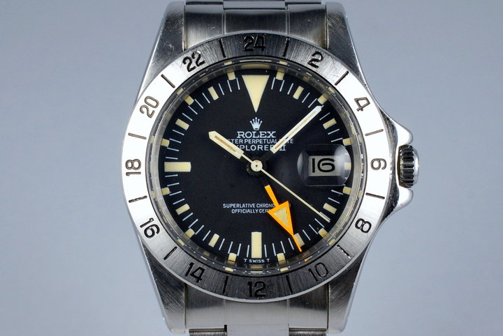 1972 Rolex Explorer II 1655 Mark II Dial photo