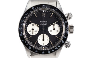 1972 Rolex Daytona 6263 with Black Sigma Dial  photo