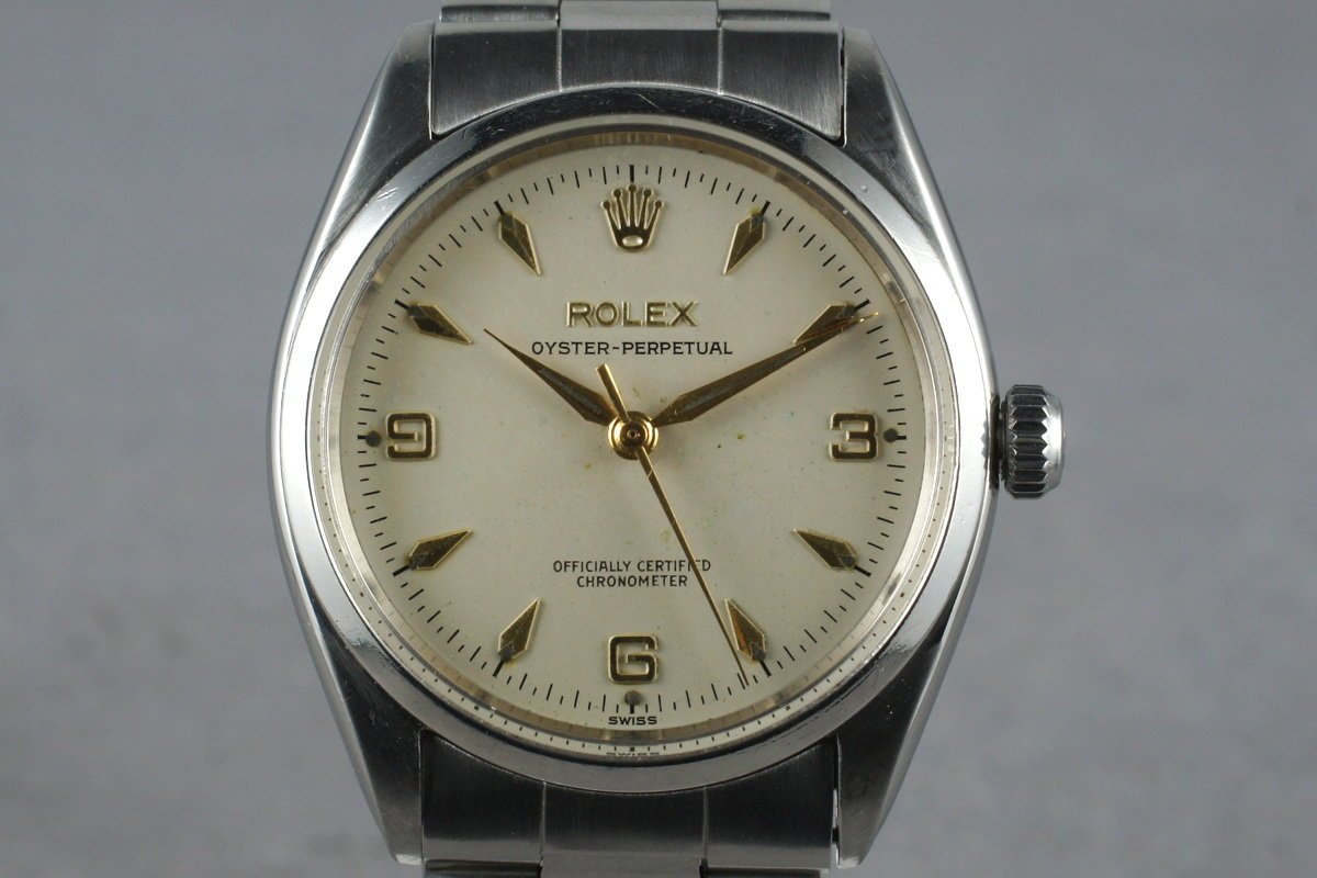 1955 Rolex Oyster Perpetual 6564 photo, #0