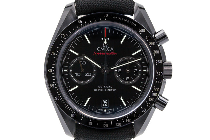 2015 Omega Speedmaster 311.92.44.51.01.003 'Dark Side of the Moon' with Box and Papers photo