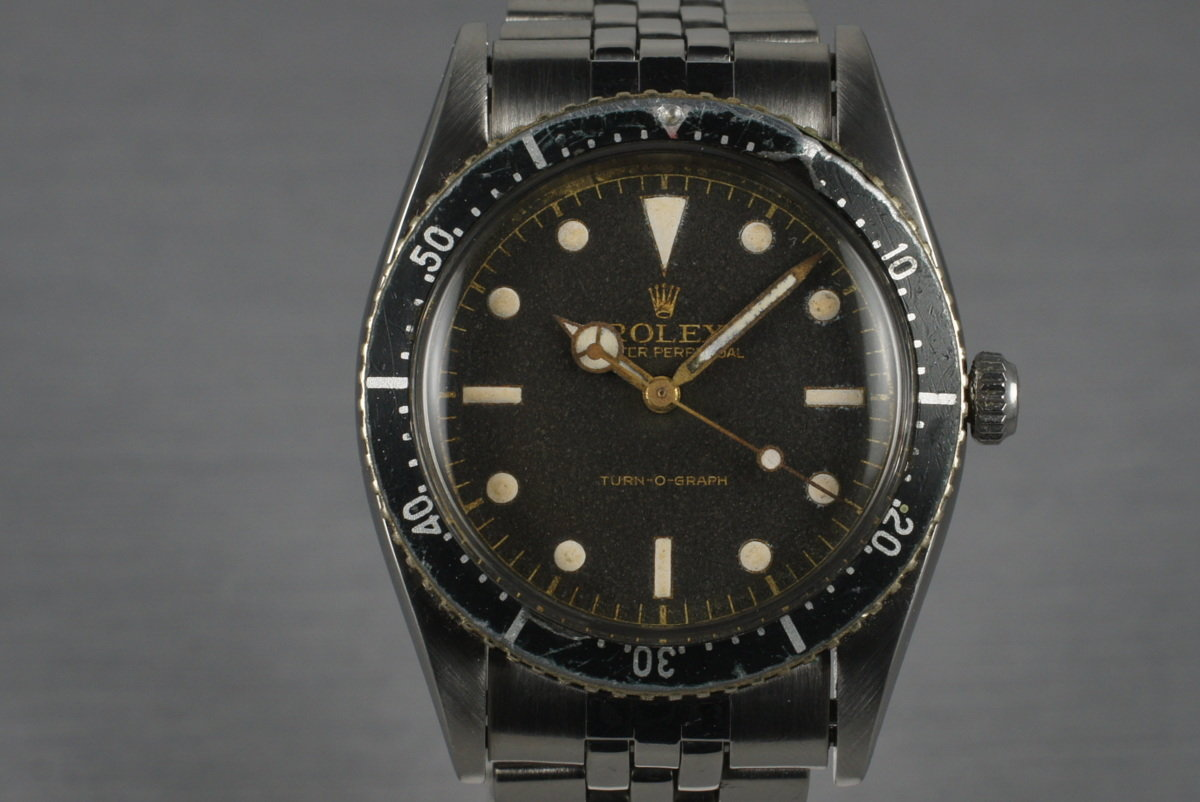 1954 Rolex Oyster Perpetual Turnograph 6202 photo, #0