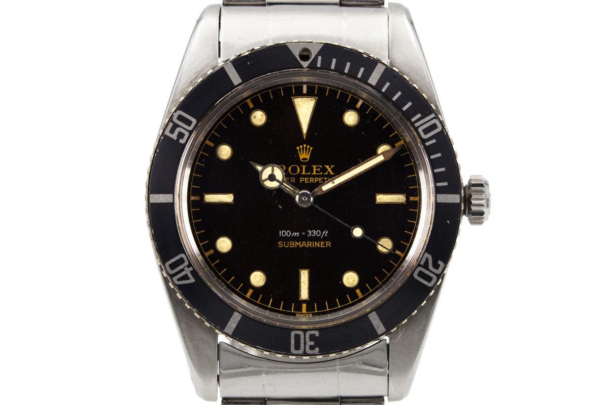 1959 Rolex Submariner 5508 photo, #0