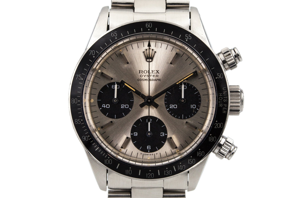 1975 Rolex Daytona 6263 with Silver Dial photo, #0