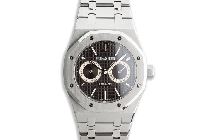 2012 Audemars Piguet Royal Oak Day & Date 26330ST.OO.1220ST.01.A with Box & Papers photo