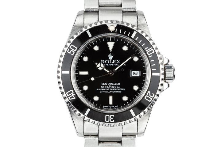 1997 Rolex Sea-Dweller 16600 photo
