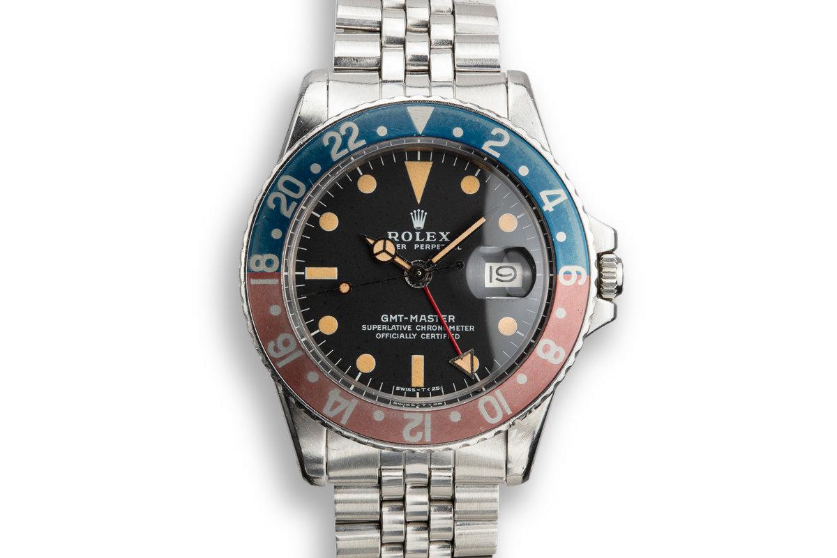 1972 Rolex GMT-Master 1675 photo, #0