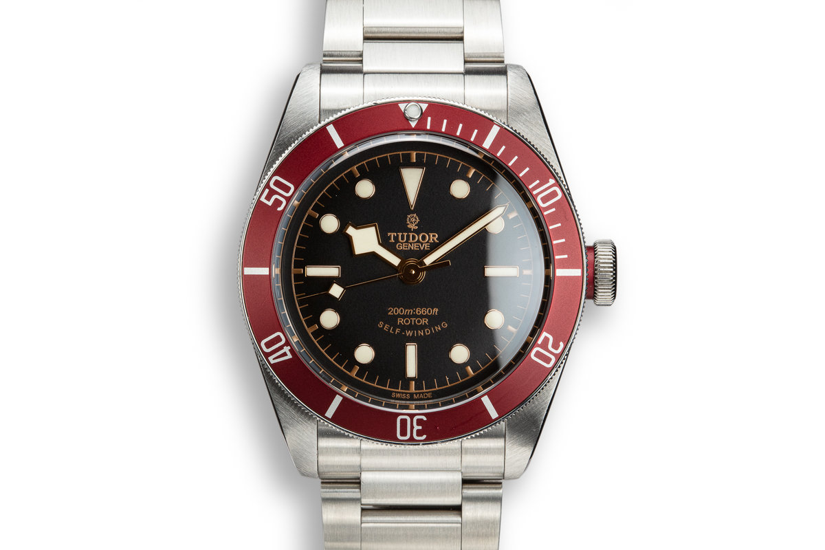 Tudor Black Bay 79220R with Box and Papers photo, #0