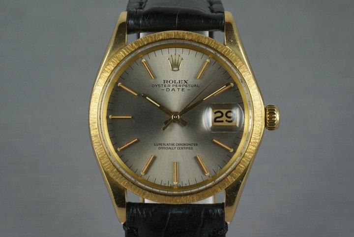 1968 Rolex YG Date 1511 photo