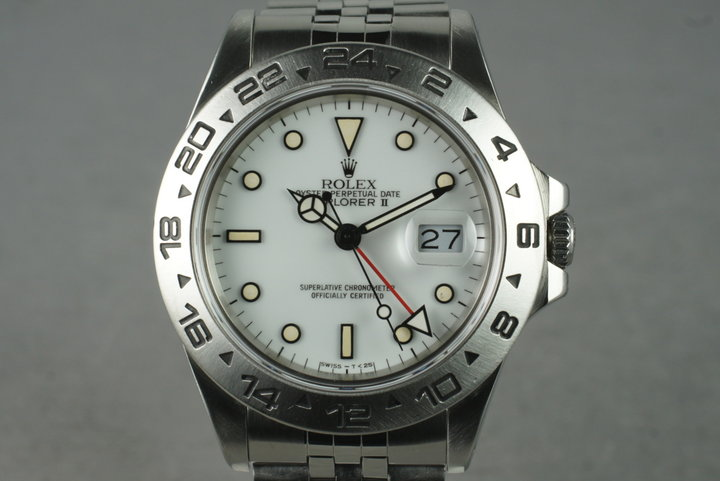 1987 Rolex Explorer II 16550 photo