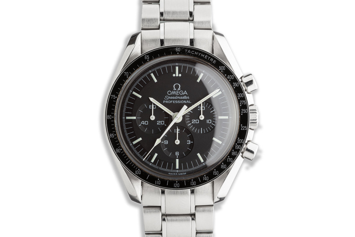 2000 Omega Speedmaster Professional 3572.50 photo, #0