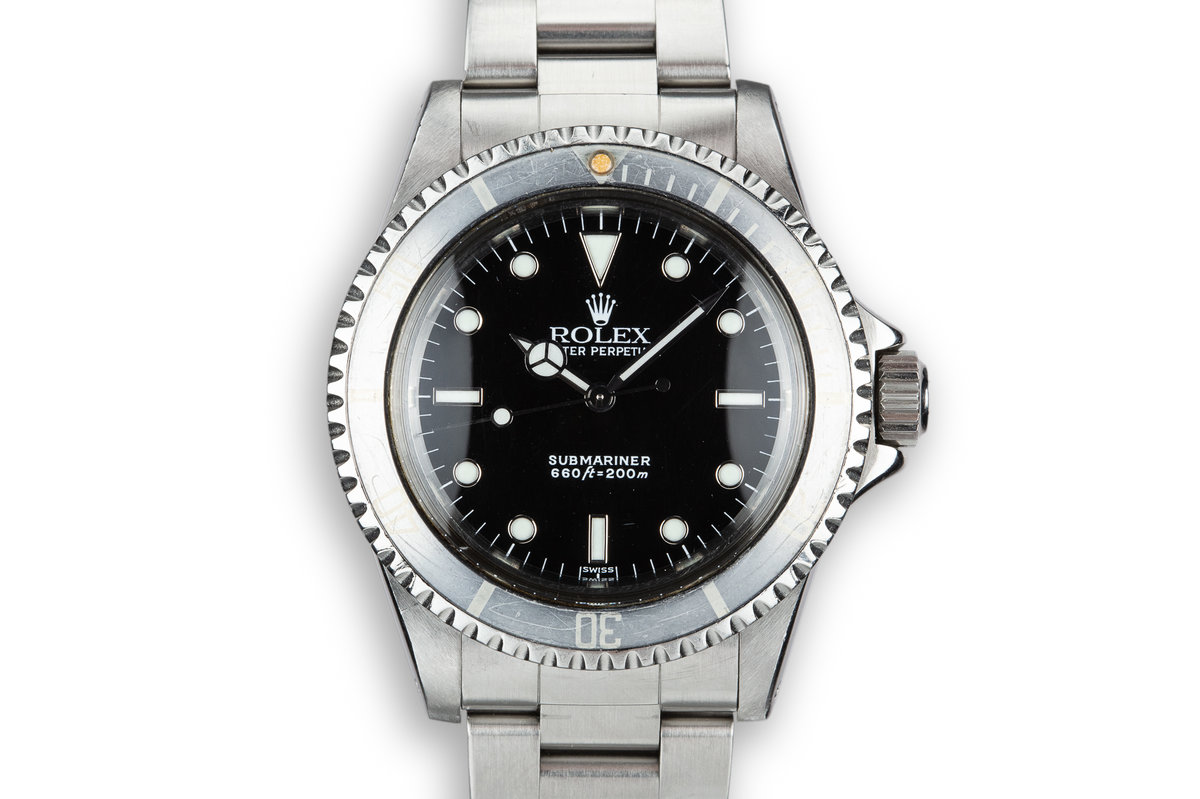 1965 Rolex Submariner 5513 photo, #0