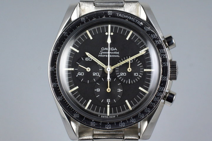 1967 Omega Speedmaster 105.012 Pre-Moon 321 with Archive Papers photo