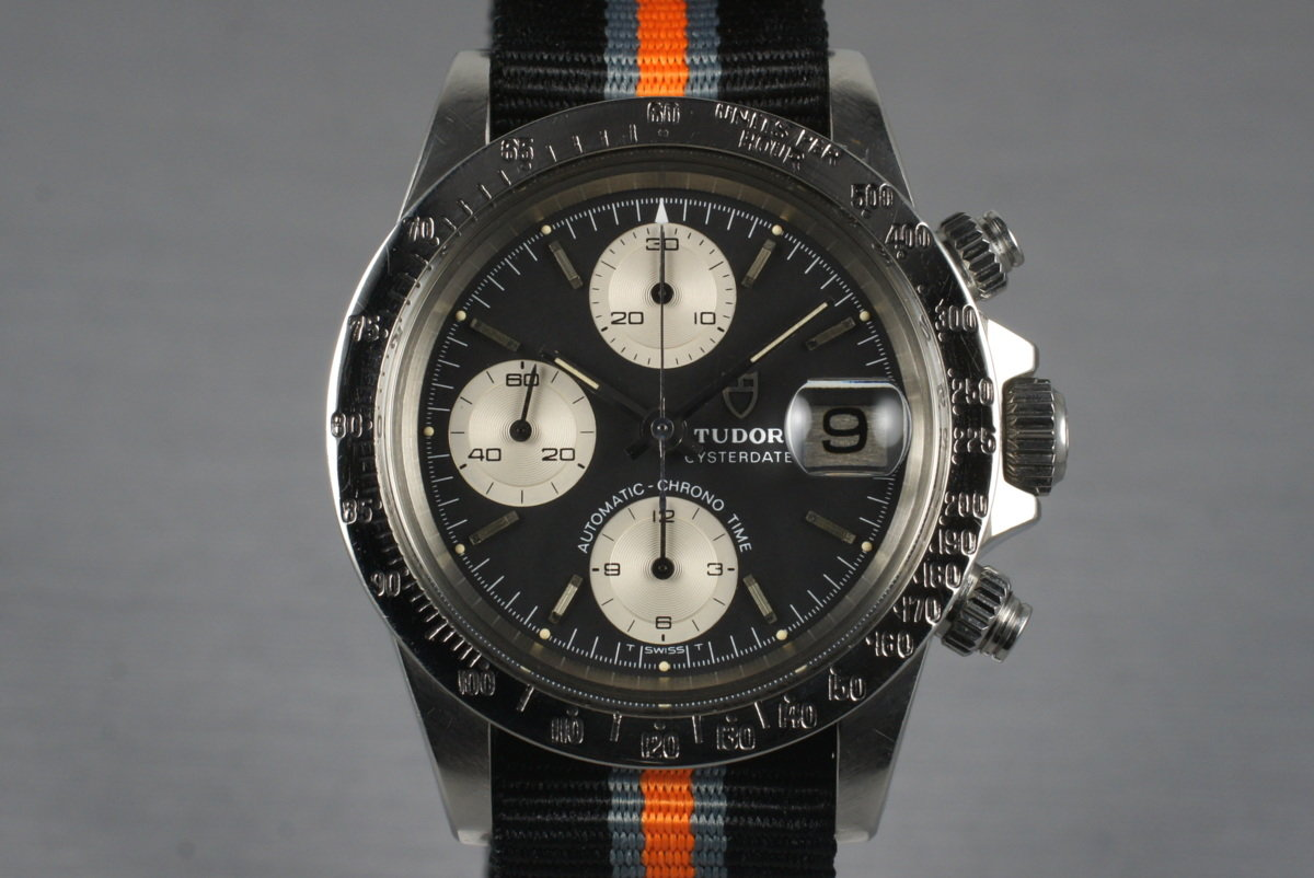 621733435 1981 Tudor Chronograph Big Block 94300 photo