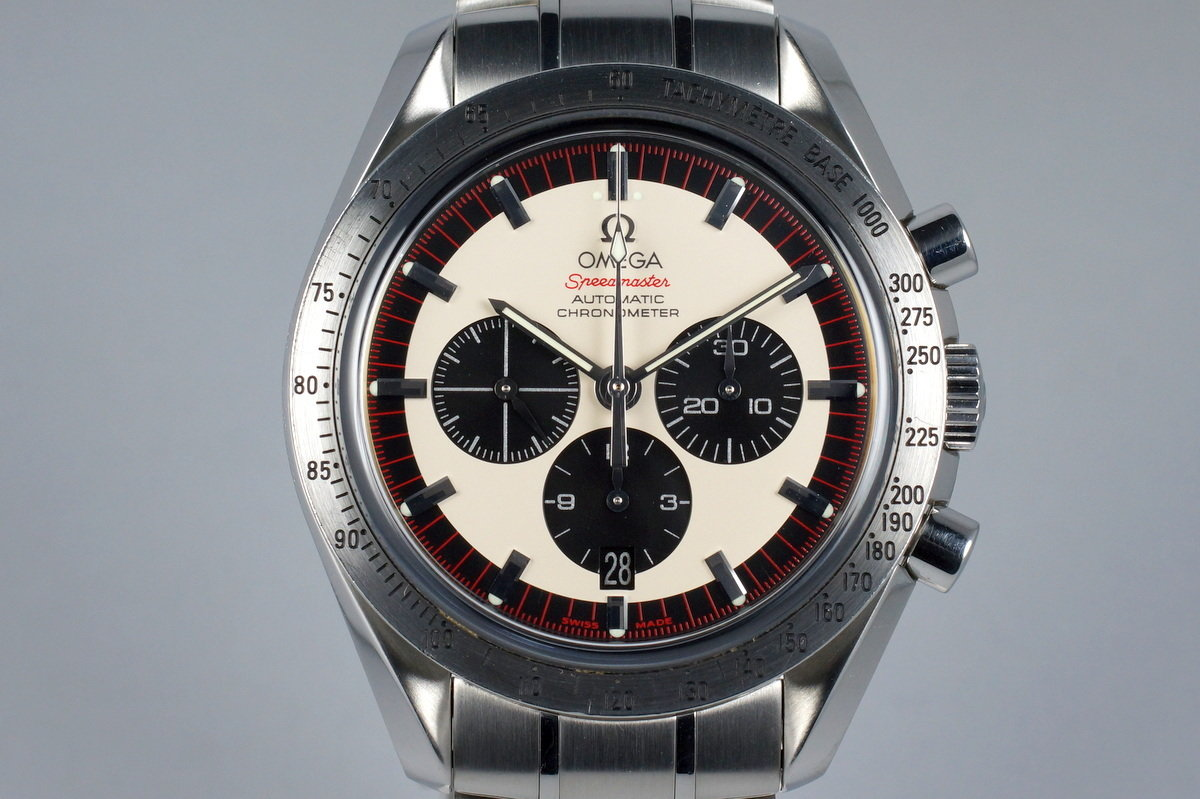 2007 Omega Speedmaster 3559.32 Michael Schumacher 'Legend' photo, #0