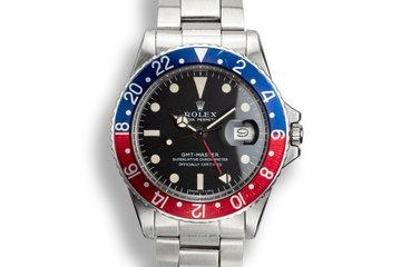 1968 Rolex GMT-Master 1675 photo