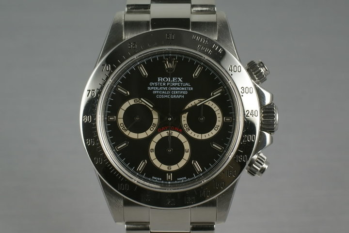 Rolex Daytona 16520 Zenith photo