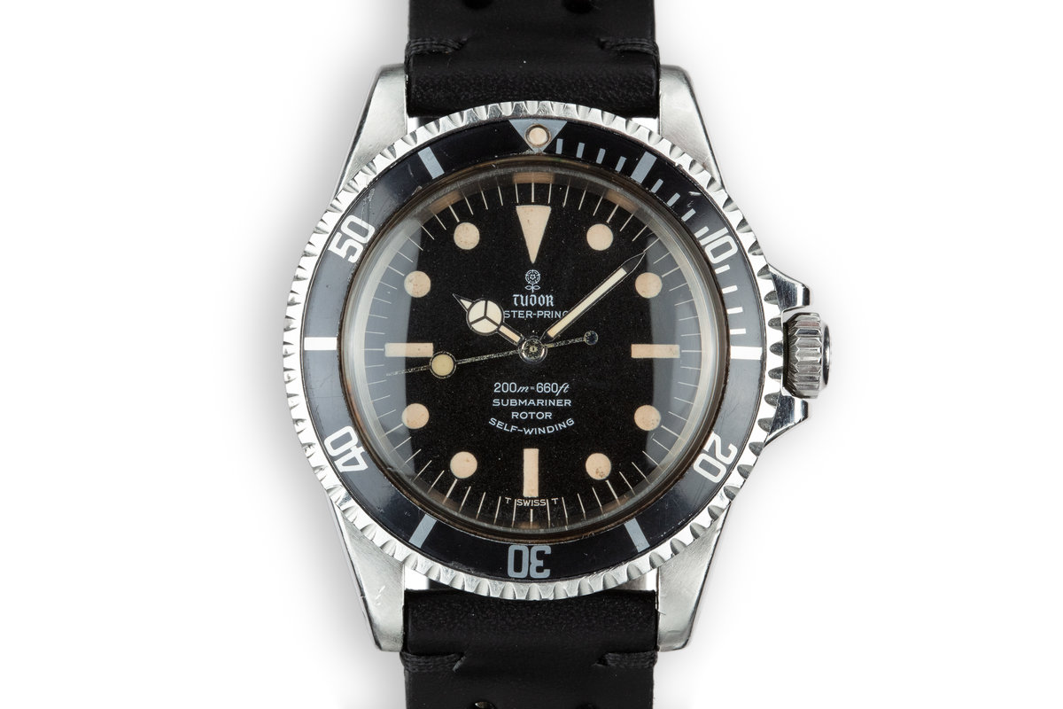 1968 Tudor Submariner 7016 Oyster Prince photo, #0