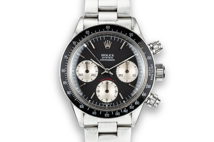 1971 Rolex Daytona 6263 Black Dial photo