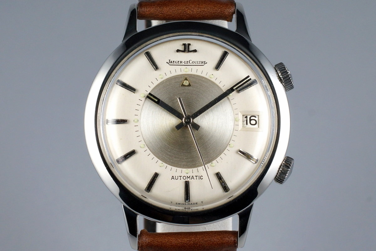 1960's Jaeger LeCoultre Memovox 855 Alarm photo, #0