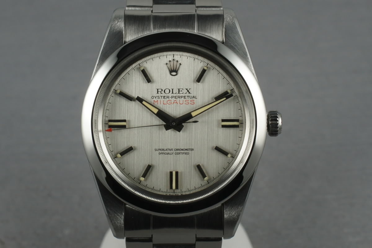1964 Rolex Milgauss 1019 photo, #0