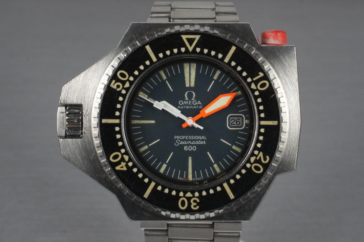 Omega Seamaster 600 Professional 166.007 PloProf photo, #0