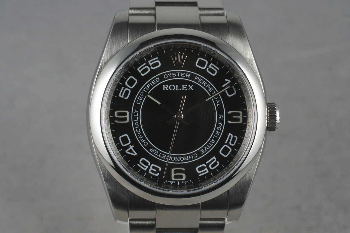 2009 Rolex Oyster Perpetual 116000 photo, #0
